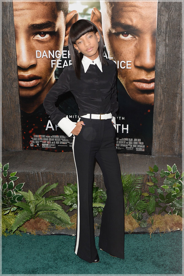 Willow-Smith-at-After-Earth-Premiere