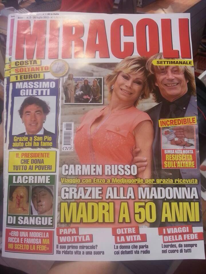 Miracoli magazine