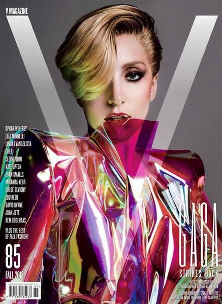 Gaga V Magazine 2