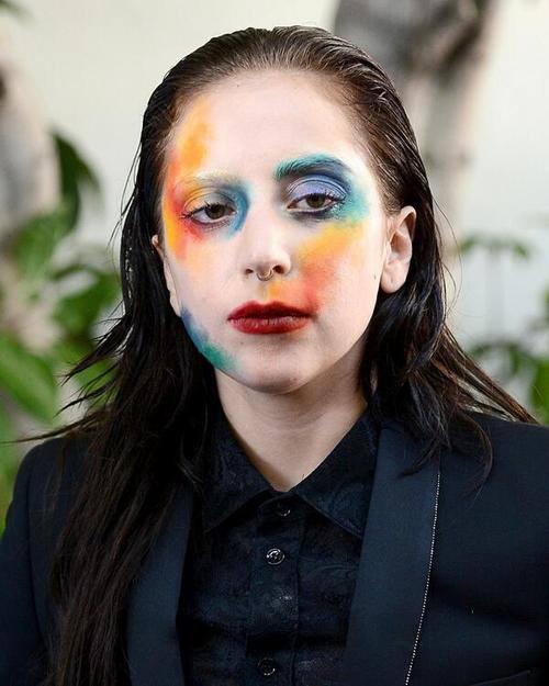 Lady Gaga Applause Trucco