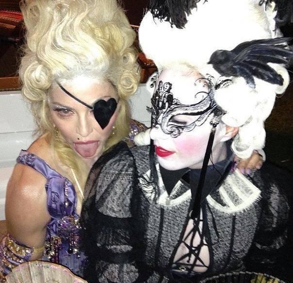 Madonna 55 anni 4