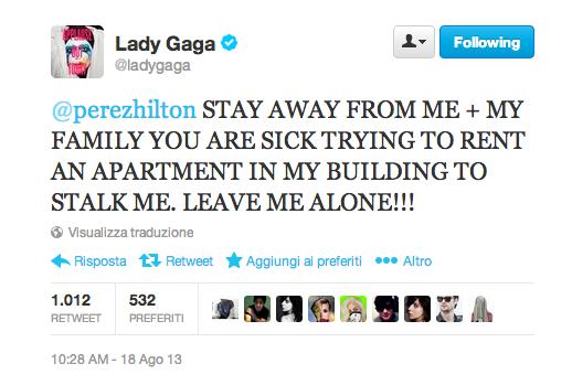 Perez VS Gaga