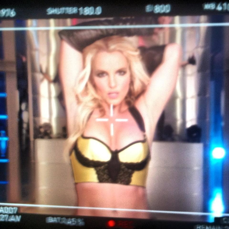 Britney Spears Werk Bitch