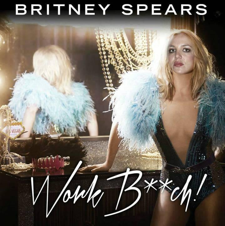 Britney Spears Work Bitch Parody