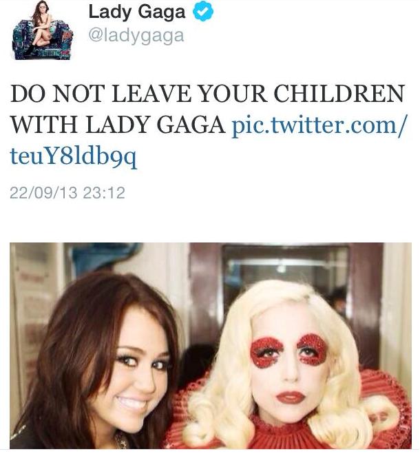 Miley Gaga 2