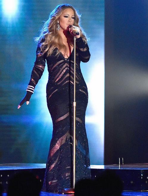 mariah carey live world music awards