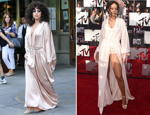 lady-gaga-rihanna-pink-robe