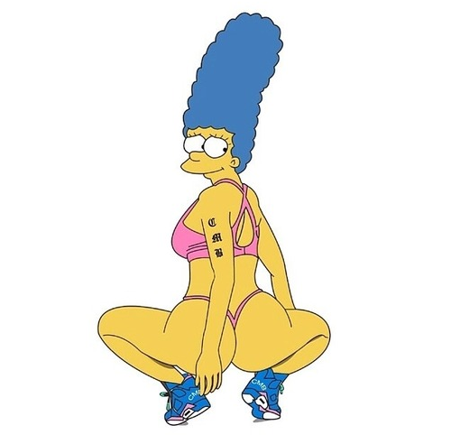 Anaconda Nicki Minaj Cartone Animato (1)