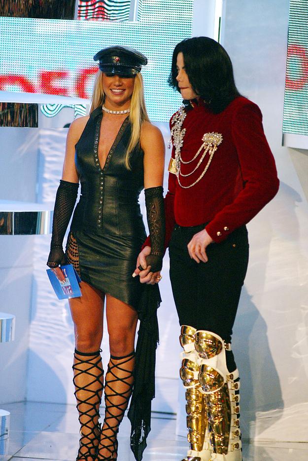 Britney Spears Video Music Awards (10)