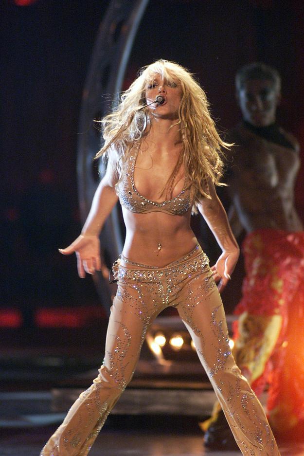 Britney Spears Video Music Awards (3)