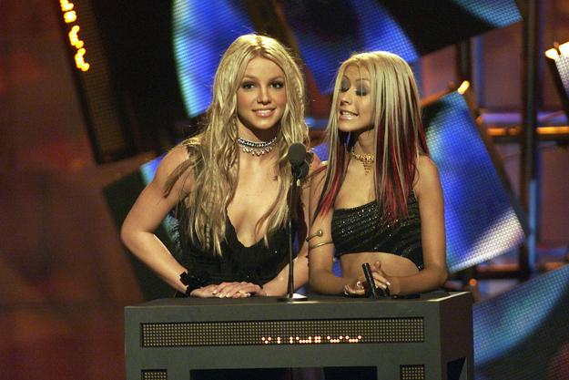 Britney Spears Video Music Awards (5)