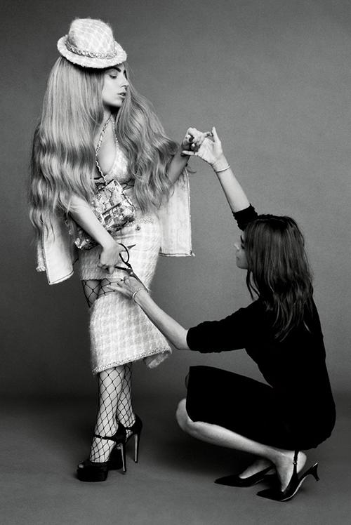 Lady Gaga Harper's Bazaar (1)