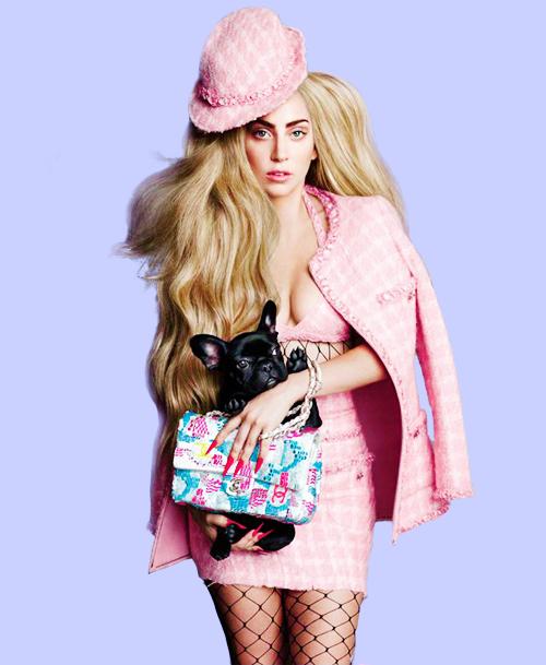 Lady Gaga Harper's Bazaar (2)