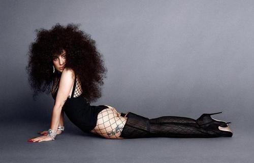 Lady Gaga Harper's Bazaar (3)