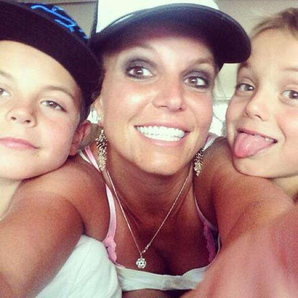 Britney Spears figli