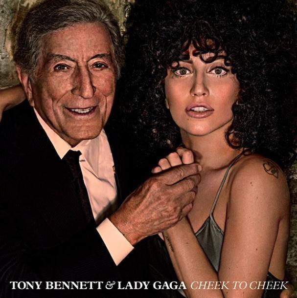 Lady Gaga Cheek To Cheek cover