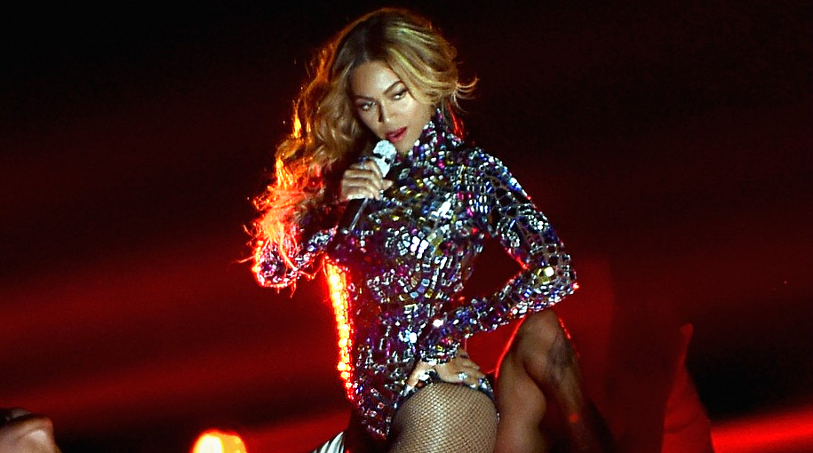 beyonce blue ivy video music awards live