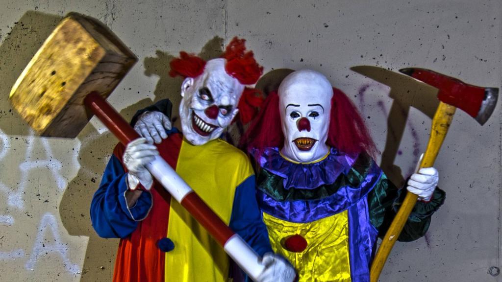 killer clown dm pranks omg