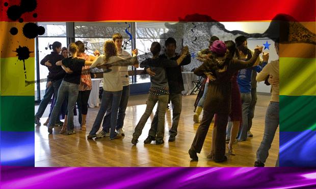 gay danza umbria passignano omofobia pazzi