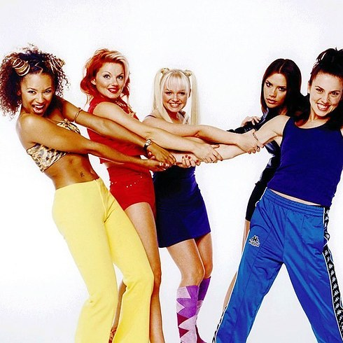 Fifth Harmony Spice Girls (9)
