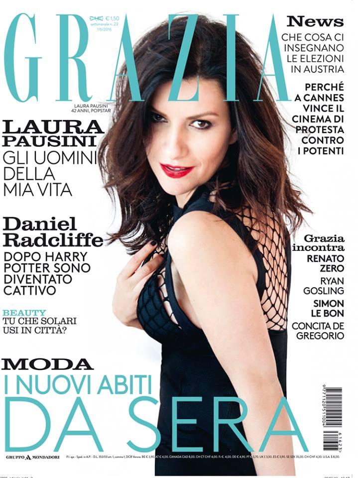 Laura Pausini Grazia