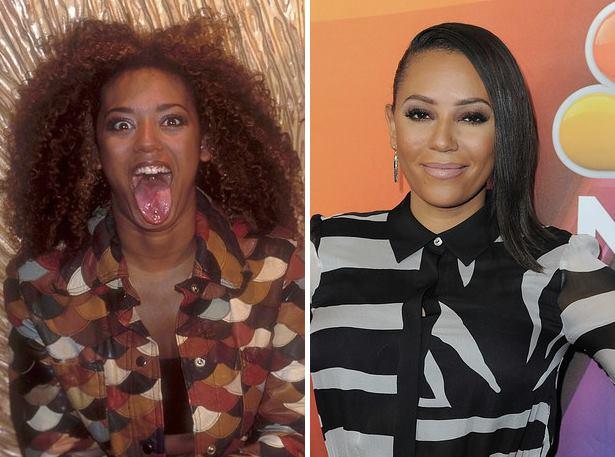 Spice Girls prima e dopo (4)