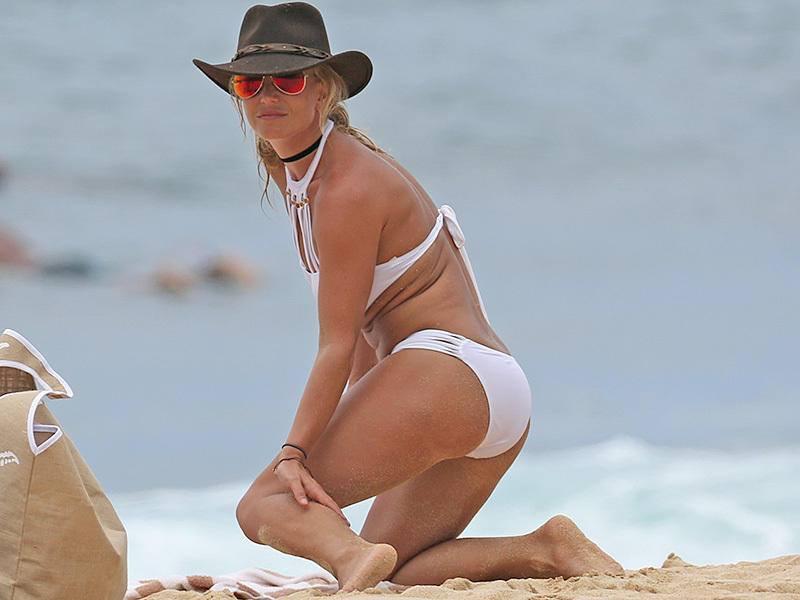 Britney Spears bikini alle Hawaii (1)