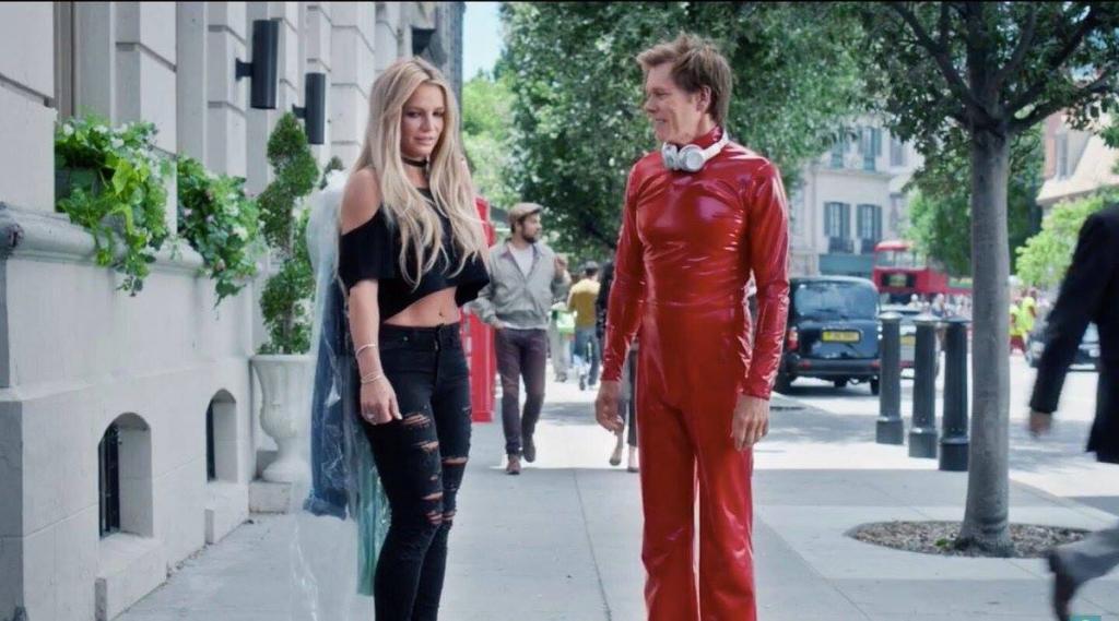Britney Spears promo tv uk