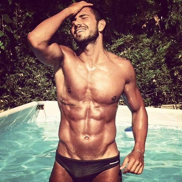 Emanuele Maringola Uomini e Donne Gay (3)