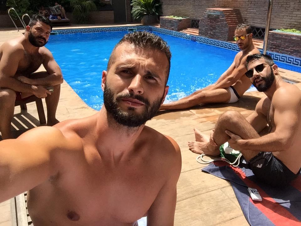 Francesco Zecchini Trono Gay Uomini e Donne 2