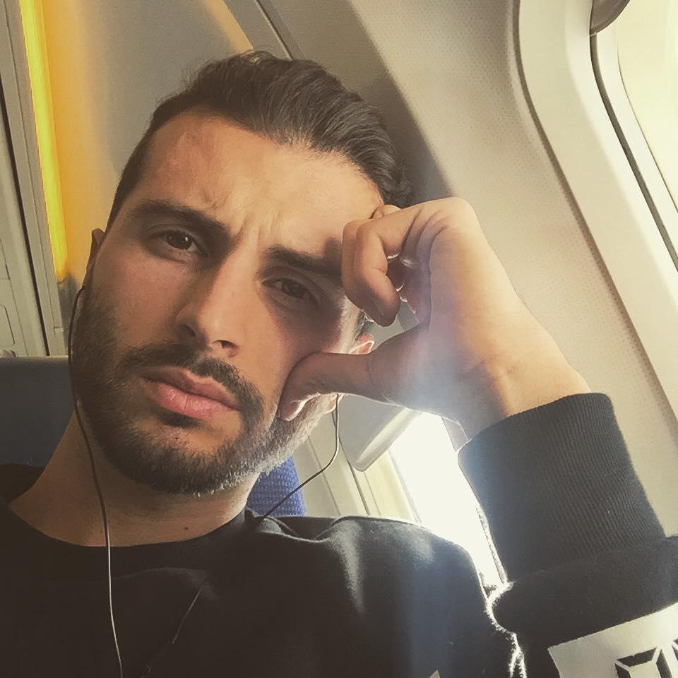 Francesco Zecchini Trono Gay Uomini e Donne 4