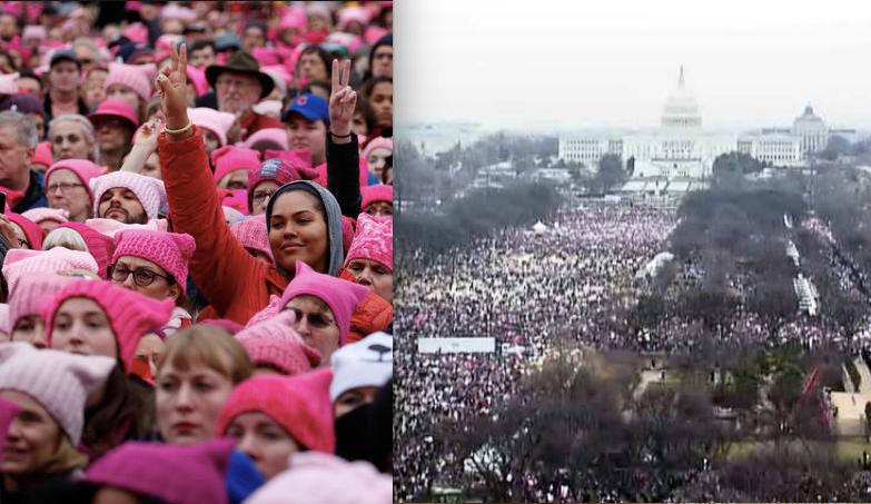 women s march washington video