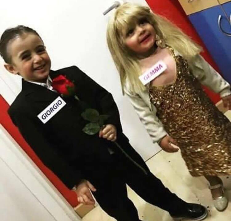 Carnevale Gemma e Giorgio