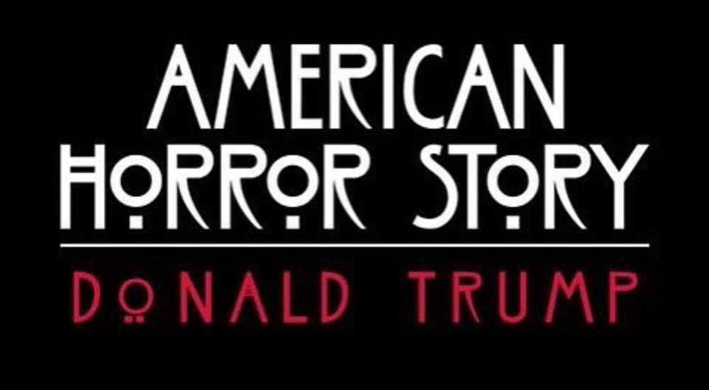 american horror story donald trump