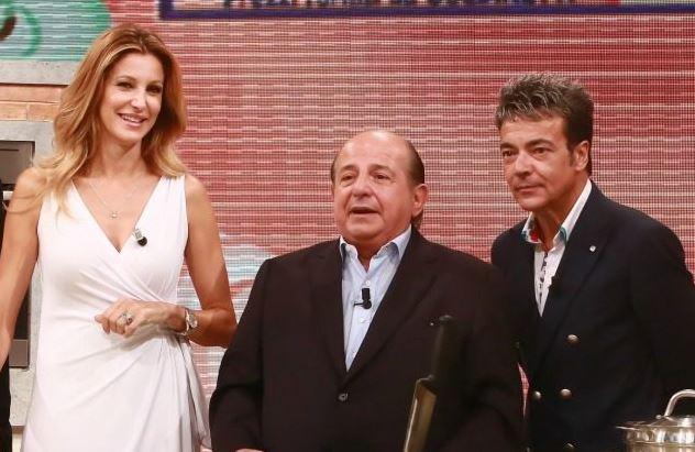 Adriana Volpe Giancarlo Magalli Marcello Cirillo