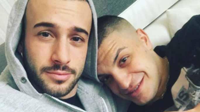 Andreas Muller e suo fratello Daniel invalido (2)