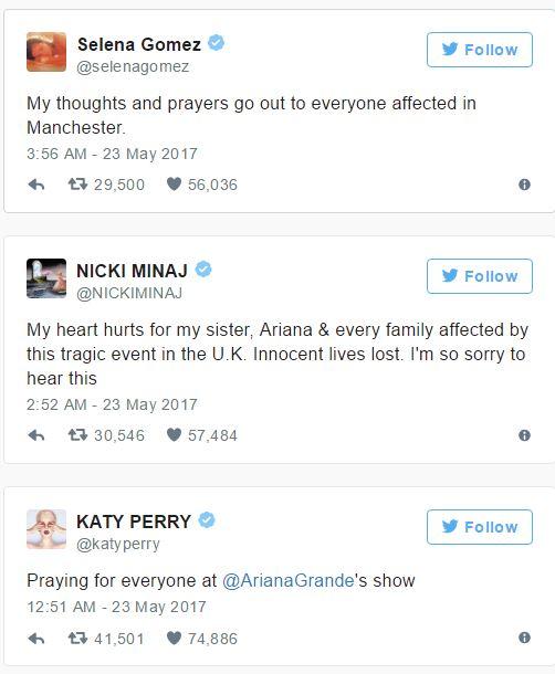 Condoglianze Ariana Grande (1)