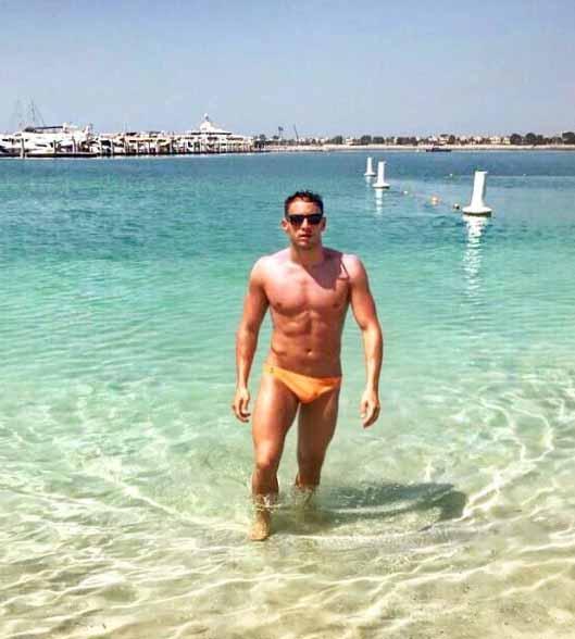 Alex Di Giorgio Uomini e Donne Gay 8