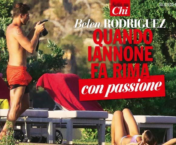 Andrea Iannone durello Chi