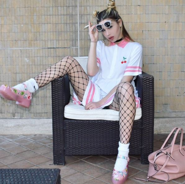 Asia Nuccetelli Instagram DollSkill