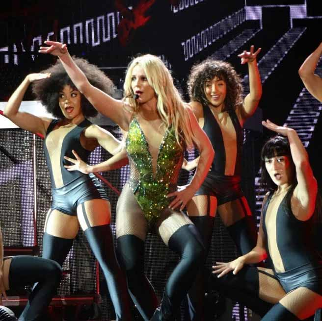 Britney Spears Tour Giappone