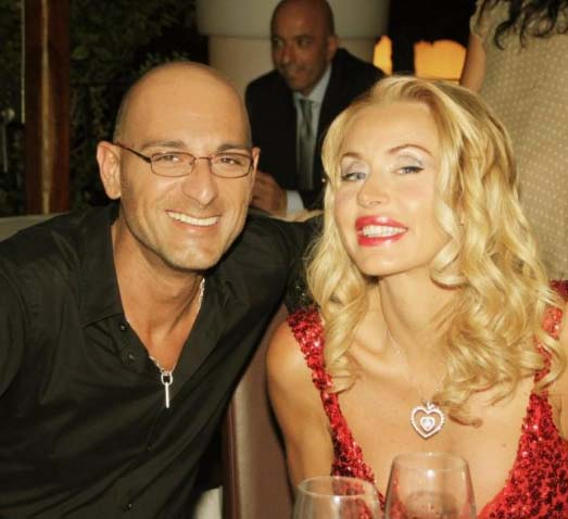 Corrado Ferrante e Valeria Marini