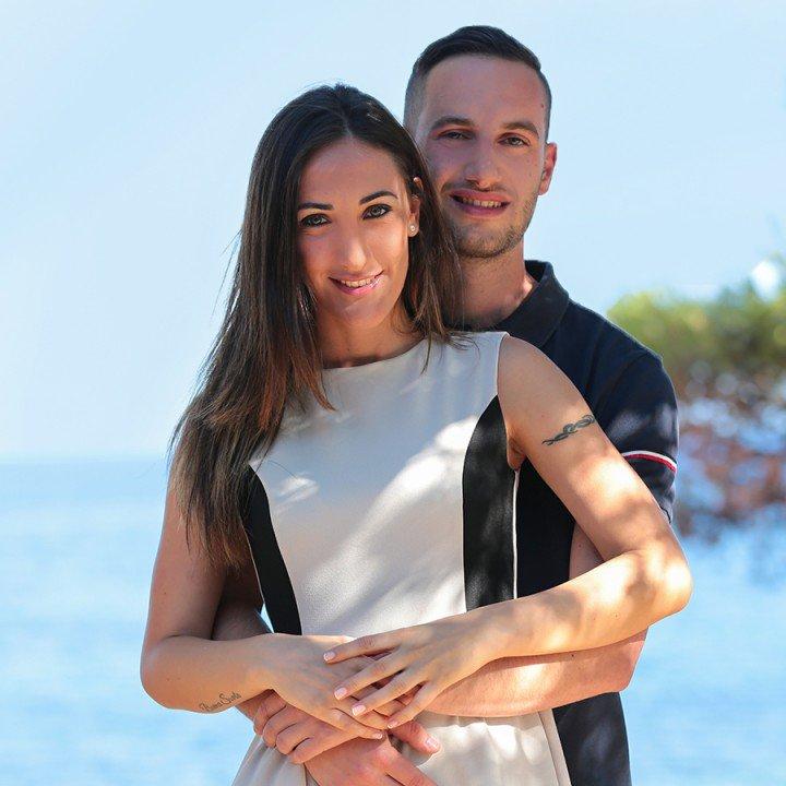 Francesca e Ruben Temptation Island 2017