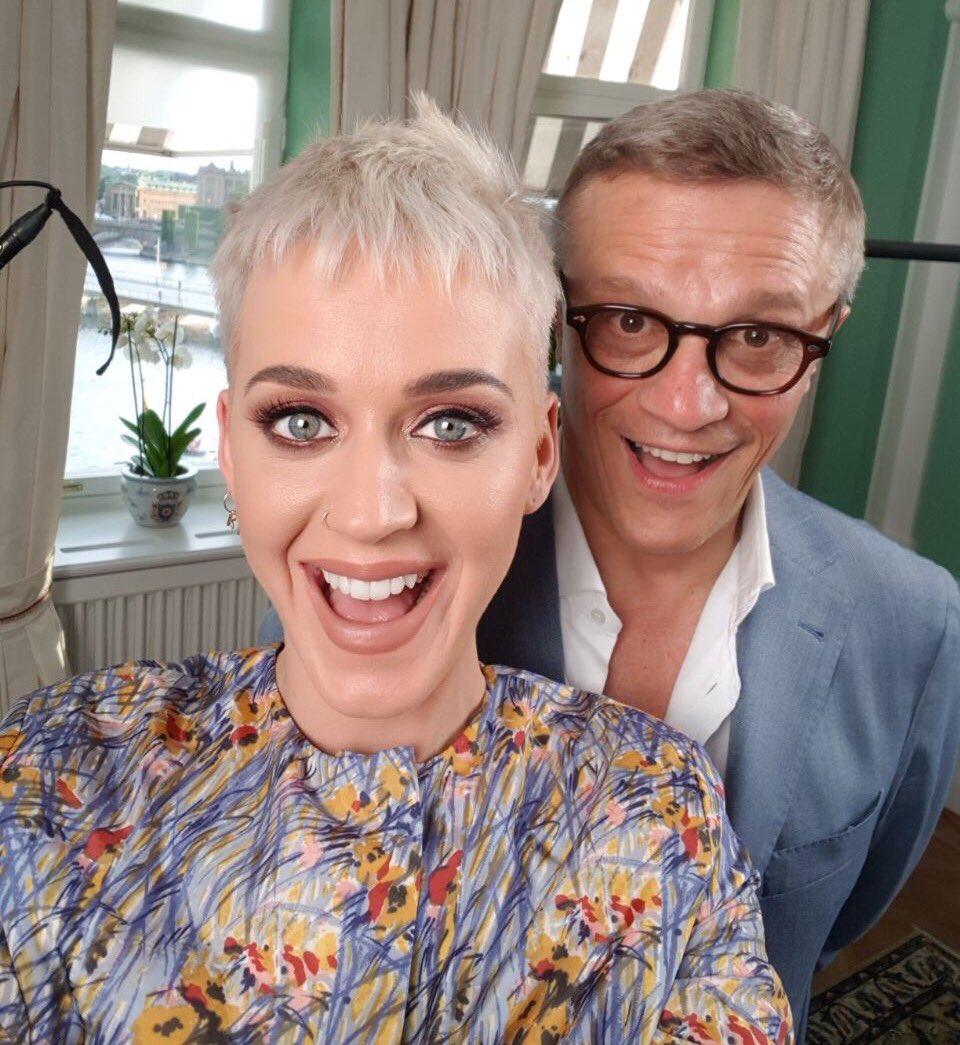 Katy Perry e Luca Dondoni