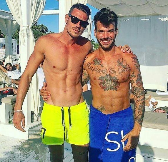 Mattia Marciano e Claudio Sona
