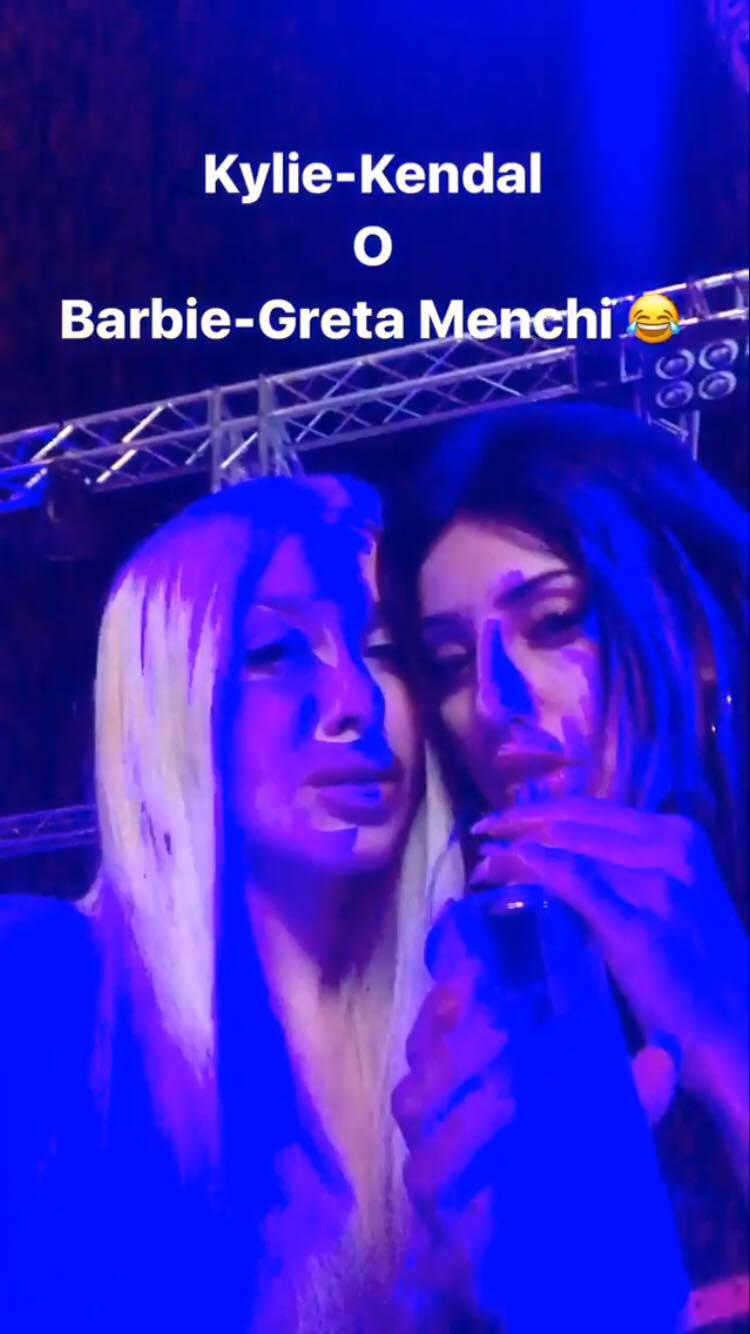 Asia Nuccetelli e Greta Menchi