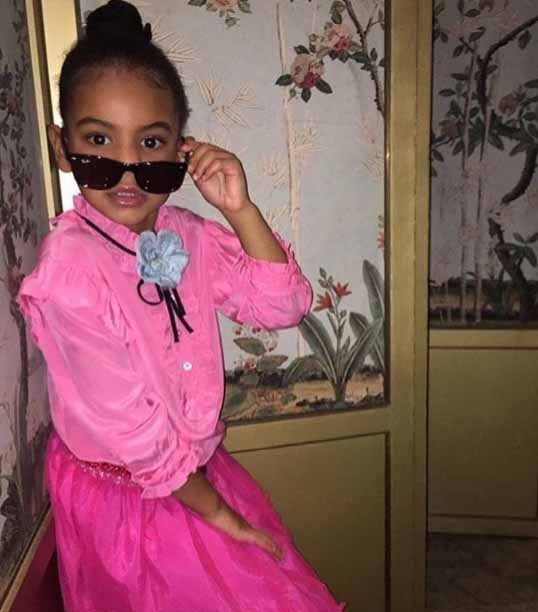 Blue Ivy Carter freestyle