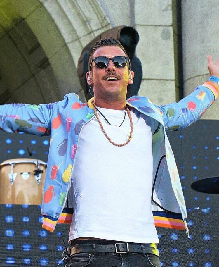 Francesco Gabbani Gay World Pride (1)
