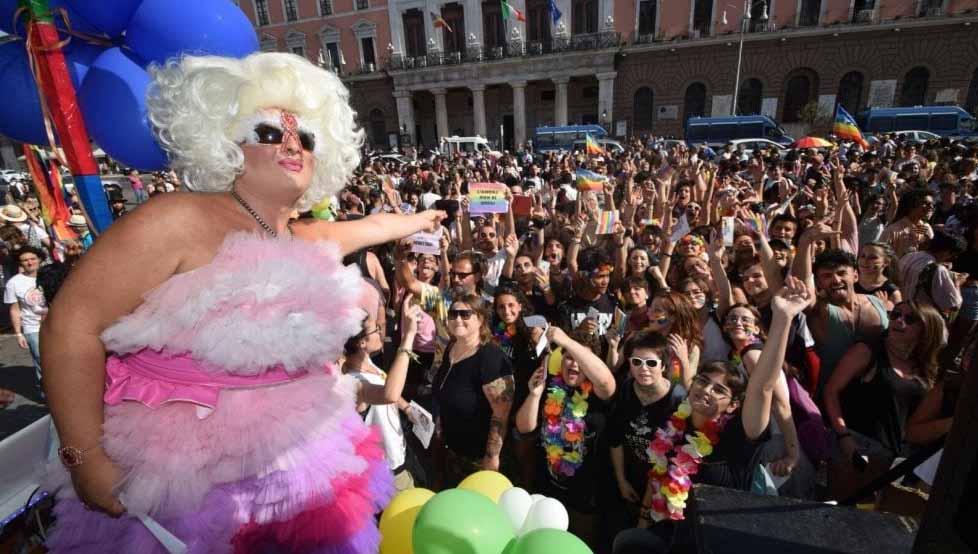 Gay Pride di Bari