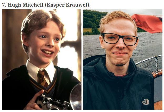 Harry Potter attori prima e dopo (3)